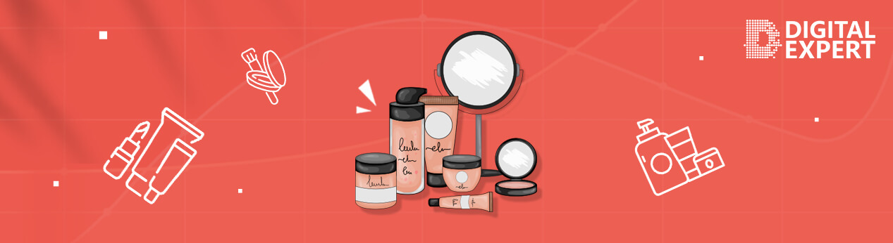 cosmetics ecommerce cover