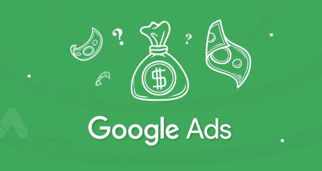 seo google ads how much