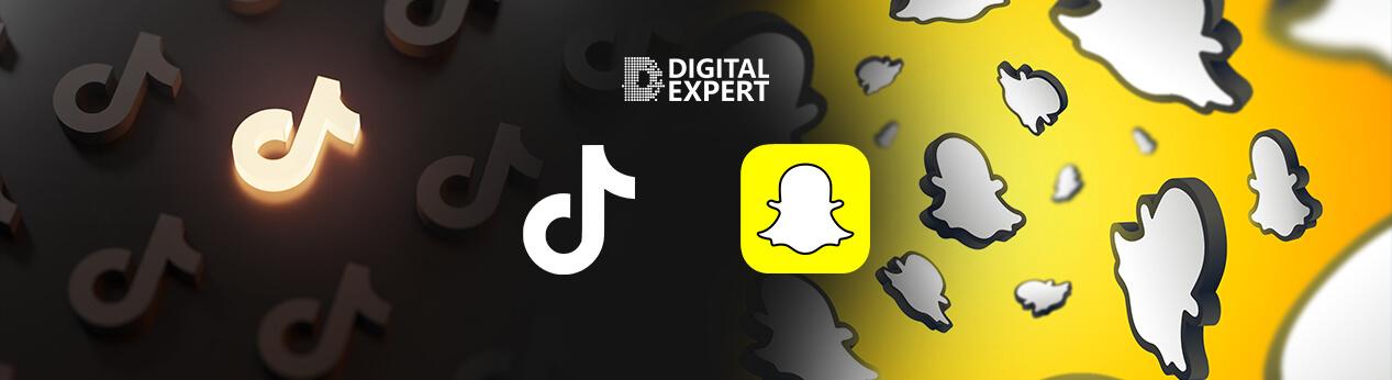 TikTok и Snapchat - трикове за успешни реклами